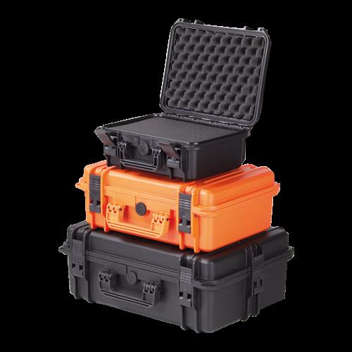 Schokbestendige waterdichte koffer