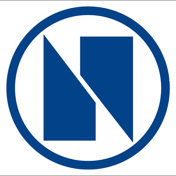 Norah logo blauw